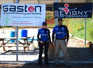 GASTON J. GLOCK style LP Sponsored Sevigny Performance Team