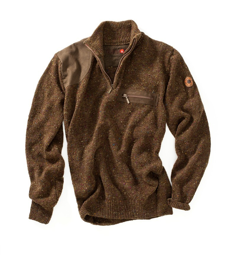 1a4e10d34c7df GASTON J. GLOCK style LP INTRODUCES GENUINE DONEGAL WOOL HUNTING ...