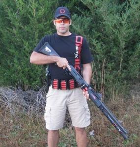 3-Gun Shooter, Steve Lockwood
