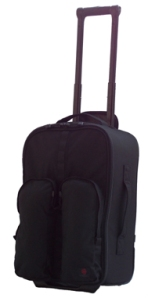 Tacprogear Tactical Rolling Luggage Carry-On Bag