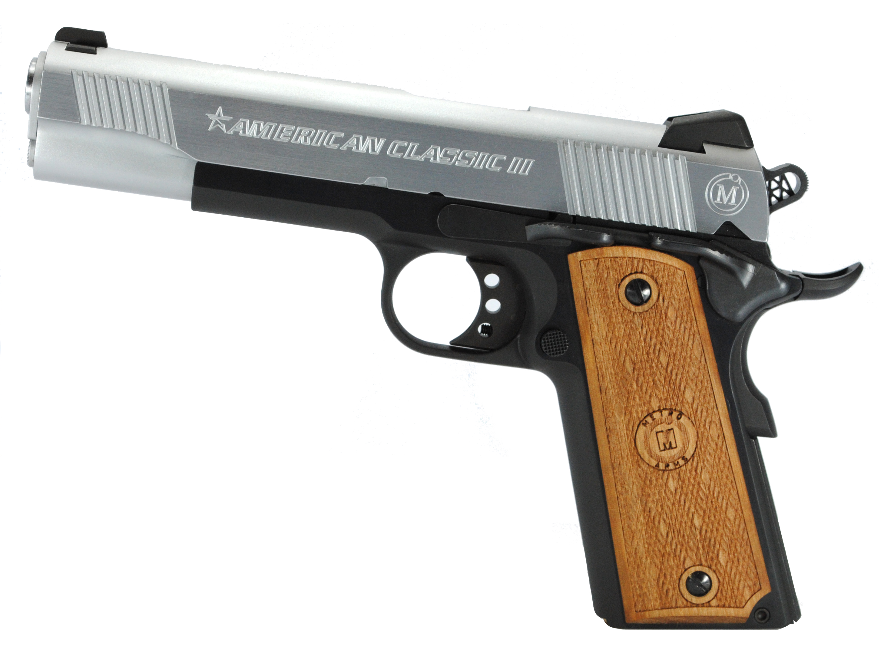 The american classic ii 1911 from metro arms where beauty for The american classic