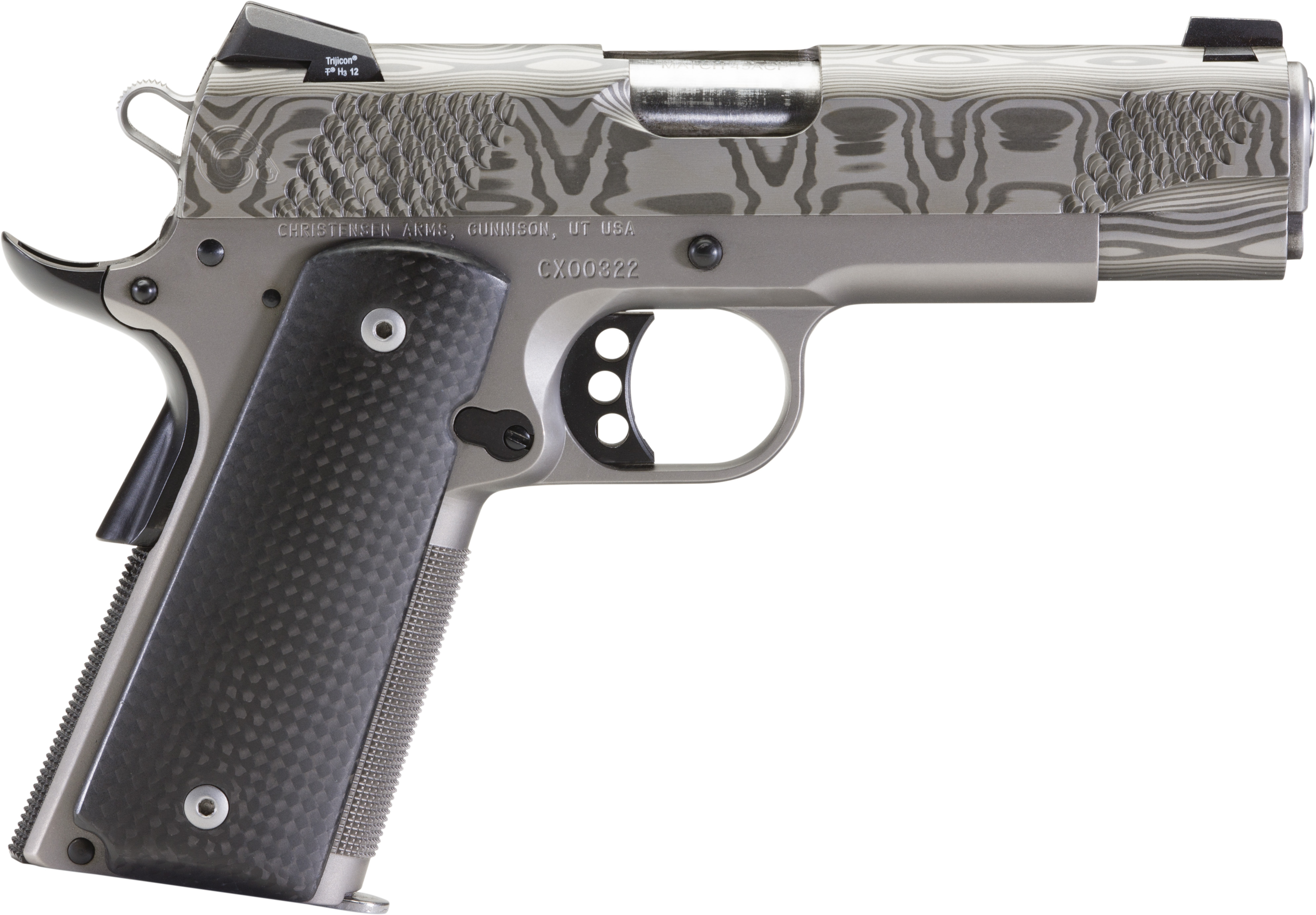 Christensen Arms® Now Produce Frames and Slides for their 1911 ...
