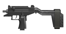 IWI US UZI PRO Pistol with Stabilizing Brace