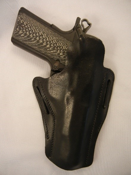 1911 Scabbard Holster in Black