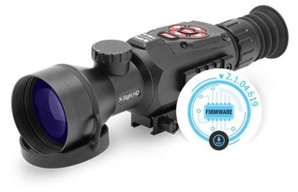 ATN X-Sight II firmware has been updated