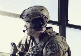 Revision's Family of Tactical Headborne Systems (FTHS) suite has been designed to integrate with Special Communication equipment.