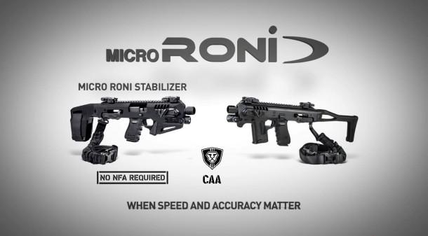CAA Micro Roni